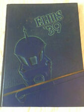 1939 STATE TEACHERS COLLEGE OF BUFFALO YEARBOOK THE ELMS
