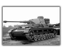"War German Tank of World War II Pz 4 Panter WW2 Photos Glossy ""4 x 6"" inch A"