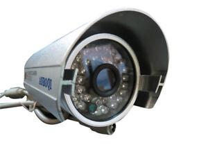 TELECAMERA 3,6 MM VIDEOSORVEGLIANZA 600 TVL LENTE CCD 36 LED INFRAROSSI NOTTURNA