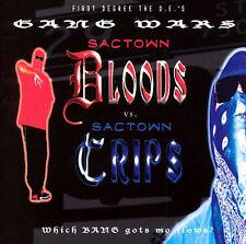 NEW Sactown Bloods vs. Sactown Crips (Audio CD)