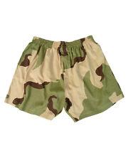Camouflage Boxer Shorts Desert Camo Gr XL US Army Unterhose Tarn Unterwäsche