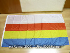 Fahnen Flagge Podlachien Woiwodschaft Polen Digitaldruck - 90 x 150 cm