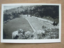 VINTAGE POSTCARD DELPHI STADIUM ANCIENT GREECE