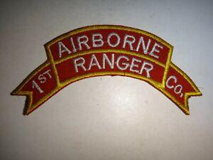 Corée Guerre (1950-53) Défiler Patch États-Unis Army 1st Ranger Infantry Company