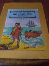 ''THE STOLEN SHIP'' GRIFFIN PIRATE STORIES'' SERIES 2.