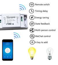 Sonoff  WiFi Wireless Smart Switch Module ABS Shell Socket for DIY Home