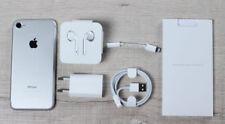 APPLE IPHONE 7 256GB ORIGINAL Libre PLATA - Con la Caja y Todos los Accesorios