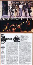 """the Paul Butterfield Blues Band"" 1. fabbrica, di 1965! undici canzoni! UNGHIE NUOVO CD!"
