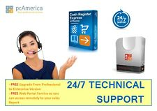 NEW Employee Access Cards pack of 25 for pcAmerica CRE// RPE /& Corner Store POS