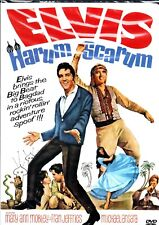 NEW DVD - HARUM SCARUM - Elvis Presley, Mary Ann Mobley, Fran Jeffries, Michael