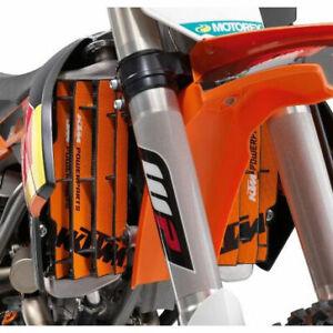 NEW KTM RADIATOR PROTECTION GRILLE STICKER KIT 78108999000