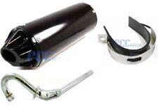 28mm MUFFLER EXHAUST PIPE XR50 CRF50 PIT DIRT BIKE 107 110 125cc V EX16