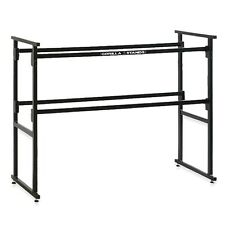 Gorilla GDT-4 4ft Disco Stand Table 1.2m DJ Deck Stand Desk Mobile Booth Rig
