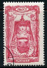 STAMP / TIMBRE FRANCE OBLITERE N° 596 / BOURGOGNE