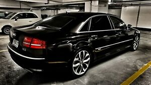Audi: A8 D3