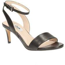 Women's 100% Leather Ankle Straps Formal Sandals & Beach Shoes