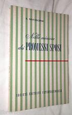 NELLA MINIERA DEI PROMESSI SPOSI Severino Monticone SEI 1968 Letteratura di e