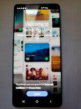 Samsung Galaxy S10+ SM-G975U - 128GB - Prism Blue (Spectrum)