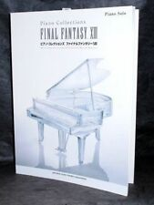FINAL FANTASY XIII PIANO COLLECTIONS OFFICIAL SCORE BOOK