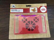 Disney Eats Mickey Mouse Ear Food Cutter