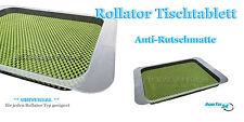 ANTIRUTSCHMATTE für Tablett Tisch & Tragetablett Rollator Rutschsichere Matte