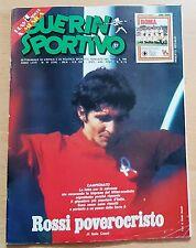 GUERIN SPORTIVO N° 17 1979 CON IL FILM DEL CAMPIONATO E POSTER STORY ORIGINALE !