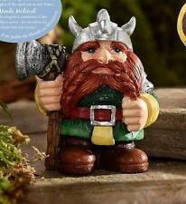 Viking Set of 2 Special  Assorted  Miniature Fairy Garden GI