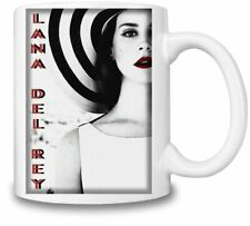 Lana Del Rey Summertime Sadness themed 11oz Ceramic coffee Mug Birthday gift.