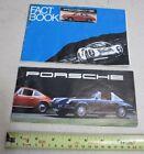 1969 Porsche Brochure & Fact Book US 911T 911E 911S 912 Coupe Targa W. Germany