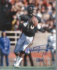 Super Bowl XX Chicago Bears Mike Tomczak Autograph Signed 8X10 A