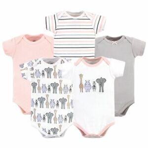 ref 537 BABY SLEEPSUIT GREY SAFARI ANIMAL PRINT NEW