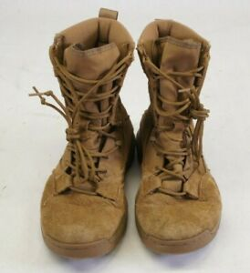 Nike (Men's 8) SFB Field Military Leather Boots - Coyote Brown