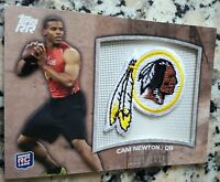 CAM NEWTON 2011 Topps Rookie Card RC Logo RARE SP 398/1074 Panthers Auburn HOT $