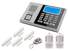 Olympia Protect 9571 Wireless Alarm Set with Emergency Call and Speakerphone Gsm