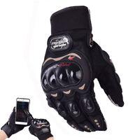 746| Paire de Gants Complet-Protection-Moto-Vélo-Sport-Femme-Homme-4 Tailles