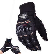 1| Paire de Gants Doigt Complet-Protection-Moto-Vélo-Sport-Femme-Homme-4 Tailles