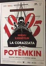 """1396.Soviet Russian movie POSTER.History Graphic Design/"""" El Acorazado/"""" Potemkin"""