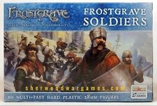 28mm Frostgrave Soldiers, Medieval Fantasy Adventures, Multipose, Skirmish