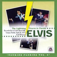 Elvis Presley - THE LIGHTNING STORM IN FLORIDA - CD - New Original Mint