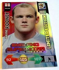 Panini Adrenalyn XL World Cup 2010 South Africa - Wayne Rooney LIMITED EDITION