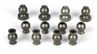 Losi LOSB5904 Camber & Steering Pivot Ball Set (12): 5IVE-T