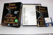 TOM CLANCY THE CARDINAL OF THE KREMLIN USATO 100% WORK COMMODORE AMIGA FR1 57297
