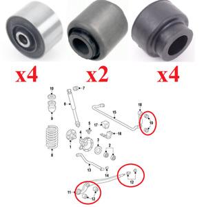 REPAIR KIT FRONT CONTROL ARM BUSHING MERCEDES G-CLASS W460 W461 W463 NEW @#@