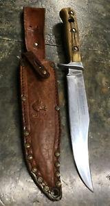 Puma Original Bowie Knife 6396 W/ Sheath