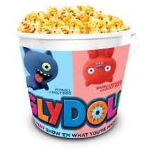 Ugly Dolls 2019 Movie Theater Exclusive 170 oz Plastic Popcorn Tub