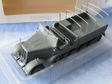AE606 EAGLEMOSS VADIS FAMO SDKFZ 9 18 T WWII GERMANY 1/43