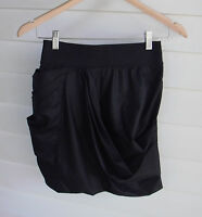 Bardot Women's Short Black Skirt - Size 6