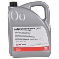 [1l=8.01€] FEBI BILSTEIN 36449 Automatikgetriebeöl 5 Liter für MERCEDES-BENZ