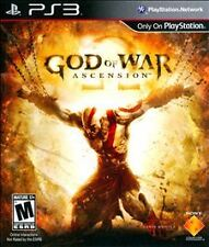 PLAYSTATION 3 PS3 GAME GOD OF WAR: ASCENSION Used