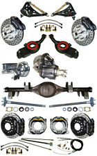 NEW SUSPENSION & WILWOOD BRAKE SET,CURRIE REAR END,CONTROL ARMS,POSI GEAR,656833